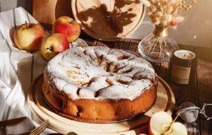 Jablečné buchty